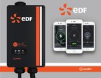 eMotorWerks Partners with EDF in Expansion of JuiceNet Internet of Things Electric Vehicle Charging Technology
