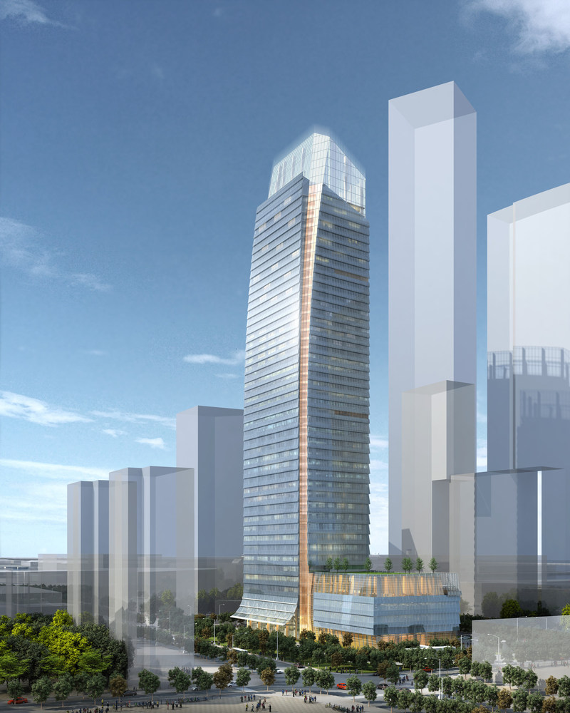 Luneng Group and Four Seasons Hotels and Resorts Announce Plans for Four Seasons Hotel Dalian.