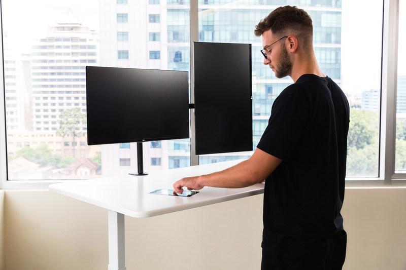 The Autonomous Smart Desk 3 AI-powered standing desk