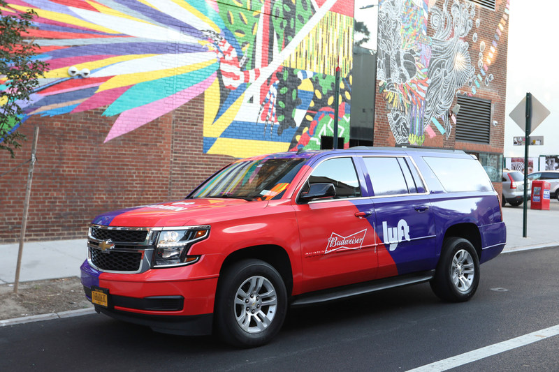 "Budweiser's ""Give A Damn"" Safe Rides Campaign to Offer 150,000 Round-Trip Lyft Rides to Prevent Drunk Driving"