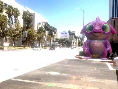 Follow Me Dragon on Wilshire