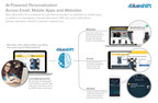 Blueshift's AI is Now Available for Live Personalization on Websites & Mobile Apps