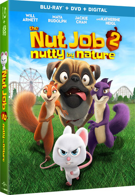 From Universal Pictures Home Entertainment: The Nut Job 2: Nutty By Nature