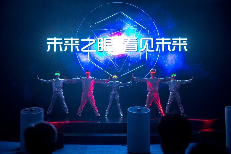 The opening ceremony of the 2nd Shenzhen (International) Science Film Week