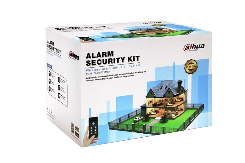 Dahua Home Wireless Alarm Kit
