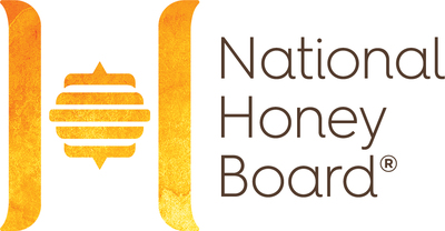 National Honey Board Logo (PRNewsfoto/The National Honey Board)