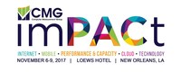 CMG's Performance and Capacity Conference will be in New Orleans November 6-9