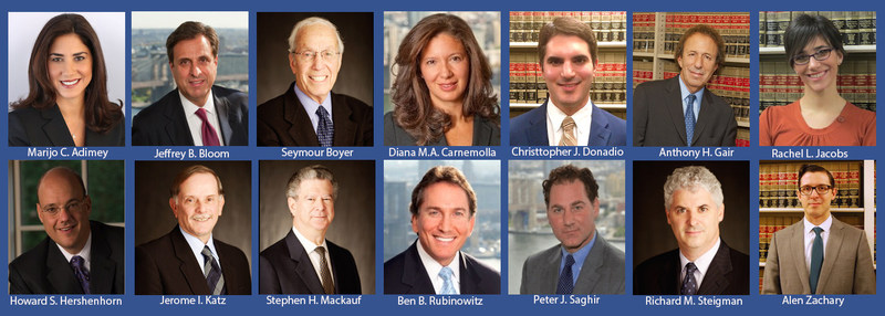 11 of our personal injury attorneys named New York Super Lawyers and 3 Rising Stars