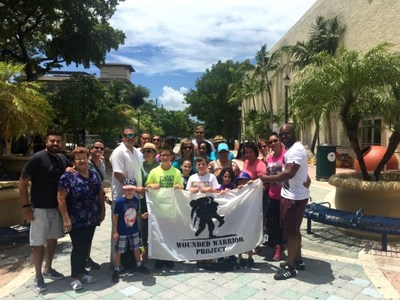 Wounded Warrior Project recently took injured veterans and families on a tour of Little Havana. The gathering connected warriors with one another in a historic South Florida community.