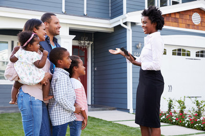 """""""While economic recovery is still out of reach for far too many Black Americans, NAREB sees a break in the storm. Black consumers are slowly regaining confidence in the home buying marketplace, but institutional obstacles remain,"""" said Jeffrey Hicks, NAREB president."""