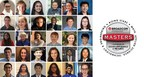 The 2017 Top 30 Broadcom MASTERS finalists. The Broadcom MASTERS is the premier middle school STEM competition, founded and produced by the Society for Science & the Public.
