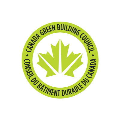 Logo: Canada Green Building Council (CNW Group/Canada Green Building Council)