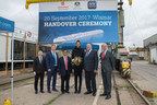 Crystal River Cruises Welcomes Crystal Mahler To The Fleet At Handover Ceremony In Germany
