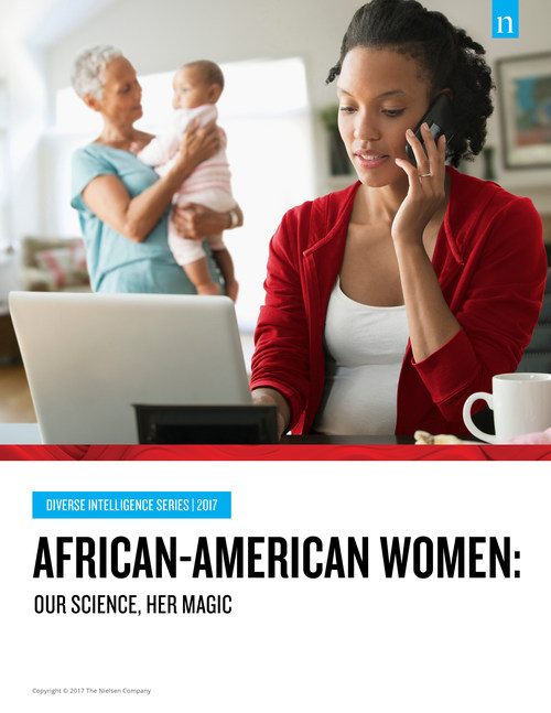 Nielsen's seventh annual report in its Diverse Intelligence Series, African-American Women: Our Science, Her Magic, paints a portrait of Black women as trendsetters, brand loyalists and early adopters whose preferences and brand affinities are resonating across the U.S. mainstream, driving total Black spending power toward a record $1.5 trillion by 2021.