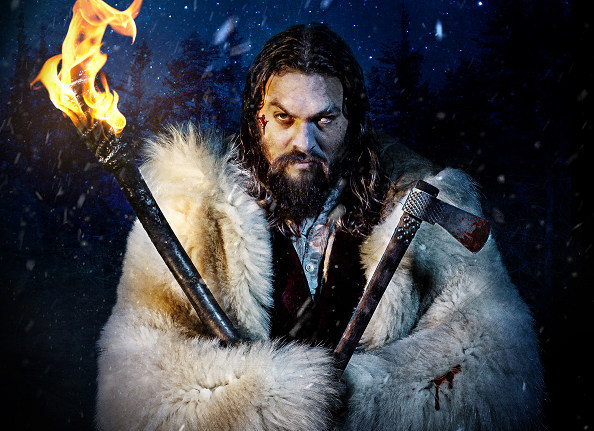 Starring Jason Momoa, Season 2 of FRONTIER, Discovery Canada's hit original scripted drama series premieres Wednesday, Oct. 18 at 10 p.m. ET/7 p.m. PT. (CNW Group/Discovery)