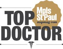 Mpls St.Paul Magazine Top Doctor Award