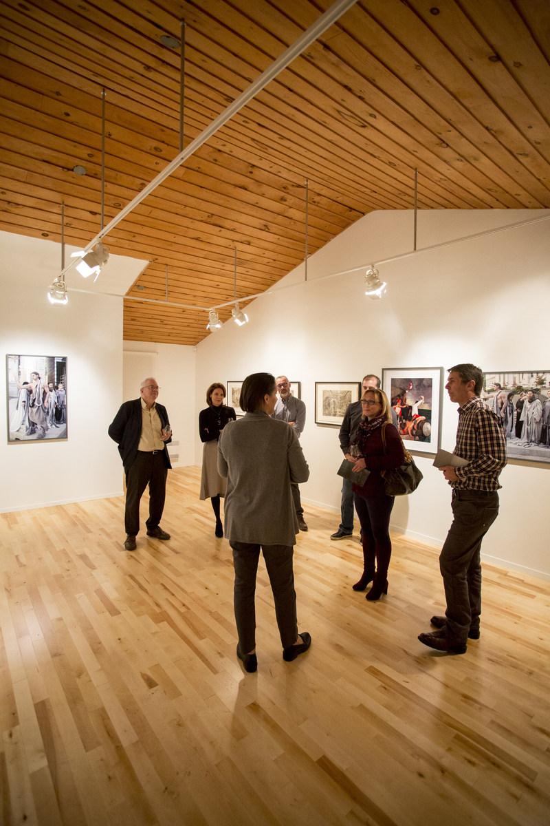 Photo : Sébastien Roy (Groupe CNW/Musée d'art contemporain de Montréal)