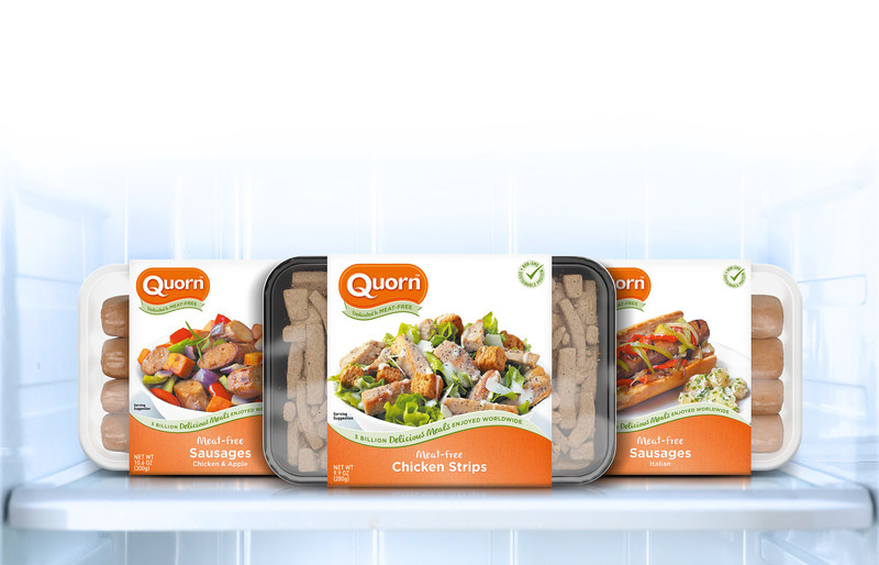 Quorn's new refrigerated products