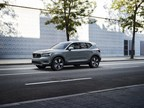 Having a New Volvo XC40 Will be as Hassle Free as Having a Mobile Phone