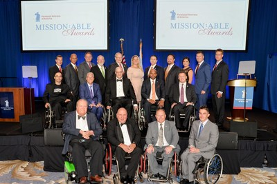 The 2017 Paralyzed Veterans of America Mission: ABLE Awards