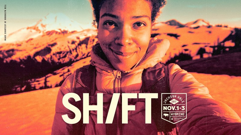 The 2017 SHIFT Festival will bring conservationists from around the world to Jackson Hole, Wyoming November 1-3.