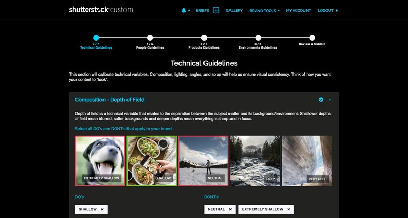 Introducing Shutterstock Custom