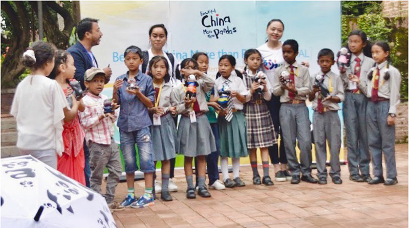 """Beautiful China, More than Pandas"" Campaign in Nepal"