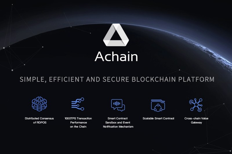 "Will Achain be the next ""Ethereum Killer""?"