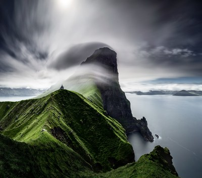 "Janne Kahila from Finland won the biggest photo competition, ""Our world is beautiful"", with his Photo ""Cliff of Kallur"". What impressed the jury more than anything was that Janne Kahila managed the artistic and technical feat of compressing an overwhelming landscape into an image with photographic means which allows the observer of the photo to experience the beauty and magnificence of the scene. It is photographs exactly like this one from Janne Kahlia that help us understand the beauty and diversity of our world. Source: CEWE/Janne Kahila (PRNewsfoto/CEWE)"