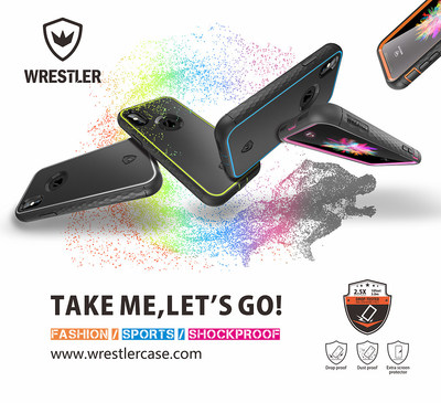 Wrestler Launches New Kylin Protective Case for iPhone X