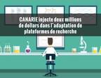 Les chercheurs canadiens se donnent la main pour étendre l'usage de puissants logiciels à d'autres domaines. (Groupe CNW/CANARIE Inc.)