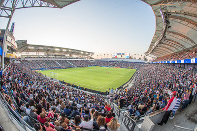 StubHub Center And Mobilitie Bring State-of-the-art Wireless Connectivity To StubHub Center, Home Of The LA Galaxy