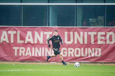Atlanta United Training Ground (credit: AMBSE)