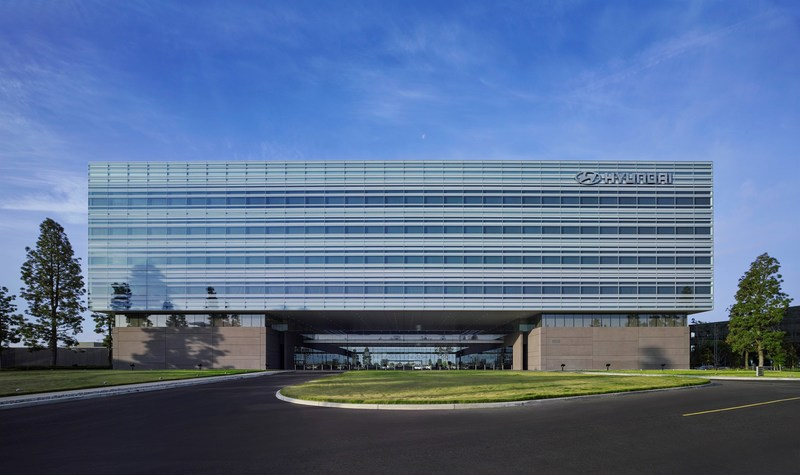 """Hyundai Motor America Adds """"Charging Century"""" Of More Than 100 Charging Locations To Headquarters In Southern California"""