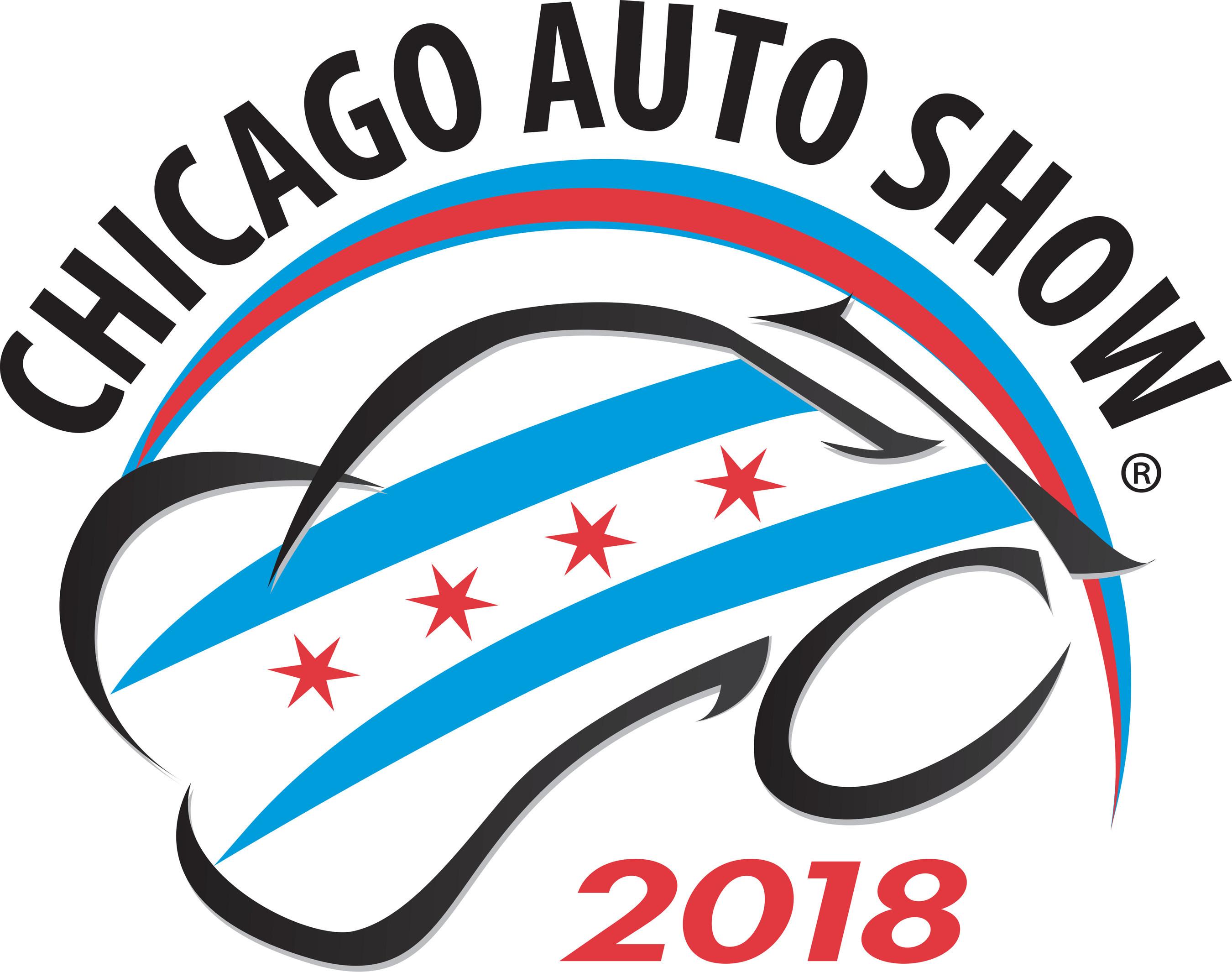 2018 Chicago Auto Show (PRNewsfoto/Chicago Auto Show)
