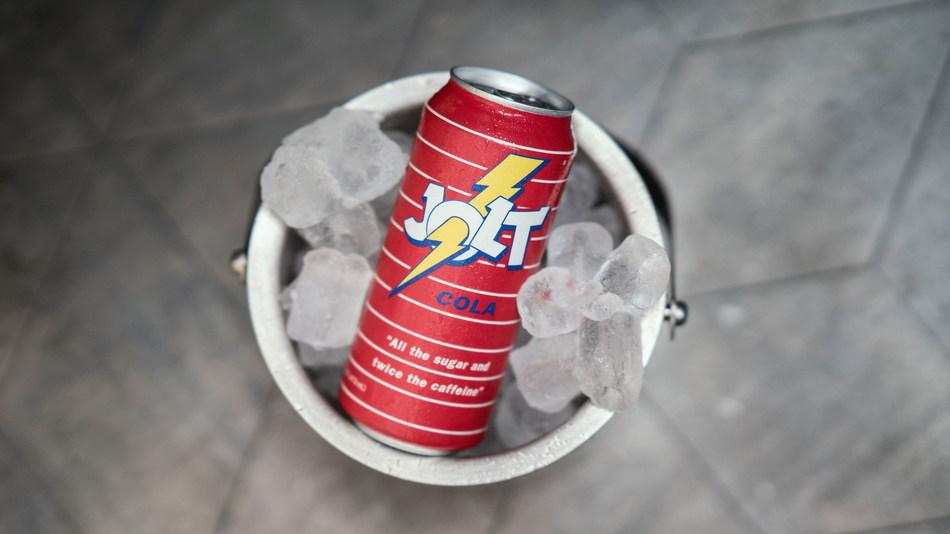 Jolt Cola returns with exclusive Dollar General distribution on September 21, 2017.