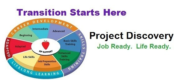 Project Discovery WIOA Solution Job Ready Life Ready