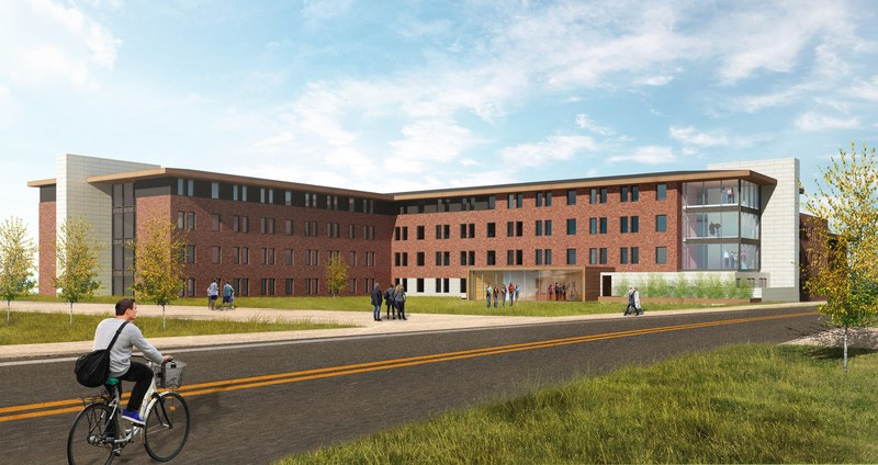 Texas A&M-Commerce opened its newest residence hall on August 23. The housing was a third party development with partner EdR Collegiate Housing.