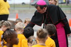 Shrine Grade School Holds Opening Ceremony for New Early Childhood Center