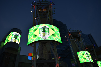 L.A. LIVE LED Video Displays, SNA Displays