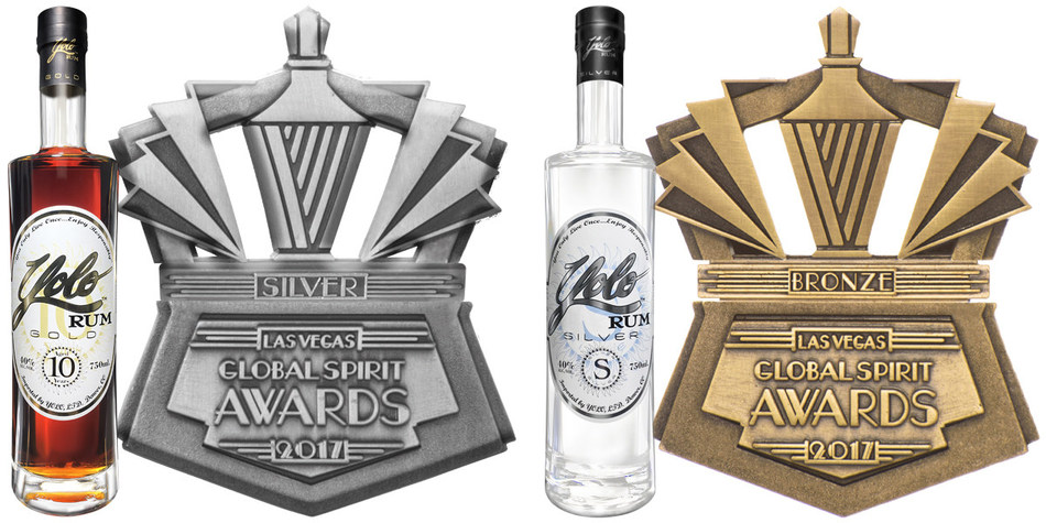 Yolo Rum Takes Home Silver and Bronze Medals at 2017 Global Spirit Awards
