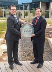 Toyota obtiene la certificación LEED en Texas