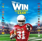 Calling All College Football Fans! You could win Season Ticket Cash for your favorite team with your game day purchase of select Kellogg's®, Cheez-It® or Pringles® products