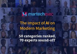 MarTechExec Compiles Comprehensive Report on the Impact of AI on Modern Marketing