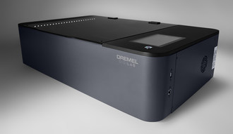 The Dremel Laser Cutter backed by 85 years of the Dremel brand legacy, will provide a higher level of safety, ease, reliability and quality to users.