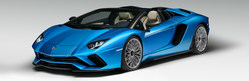 The Aventador S and its Roadster sibling are the latest additions to the Lamborghini lineup.