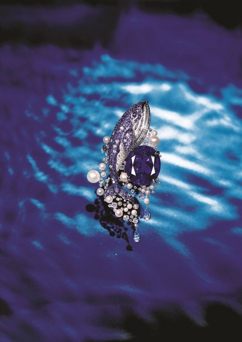 """""""Formosa Ocean Praise"""" jewellery series brought by Glamour Fine Jewelry"""