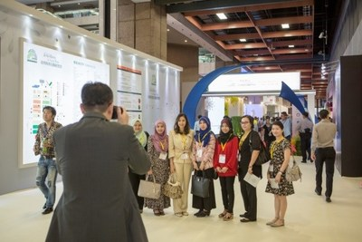 Best opportunity to meet exhibitors and trade buyers from across the world.