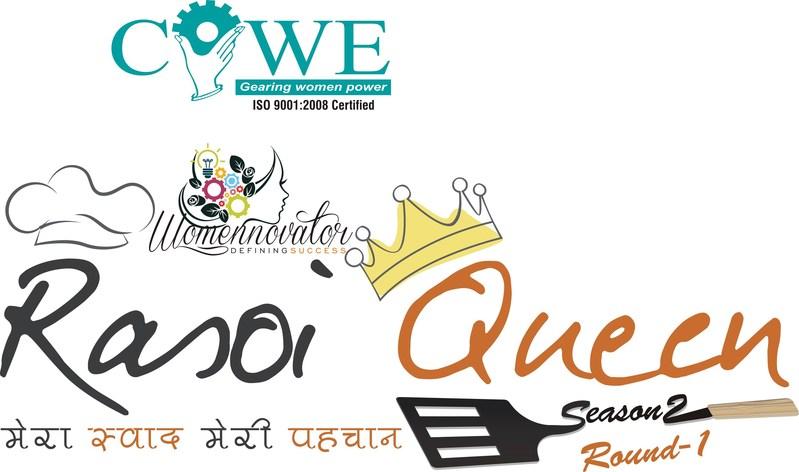 Rasoi Queen Logo (PRNewsfoto/COWE)