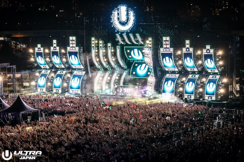 Ultra Japan, Photo by Rudgr